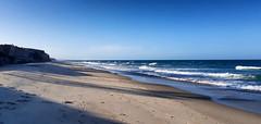 Praia das Fontes (Arimm) Tags: arimm praia das fontes samsung smg950f beach ocean