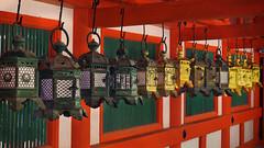 Lanterns (Tim Ravenscroft) Tags: lantern lanterns kasuga shrine shinto nara japan hasselblad hasselbladx1d