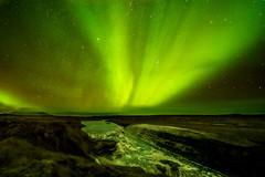 s 20192410_Gullfoss with Aurora_DSC_0705 (Andrew JK Tan) Tags: gullfoss auroraborealis northernlights iceland nikonz7