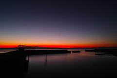 DP1M4384 有明海残照 Ariake Bay Sunset (Keishi Etoh rough-and-ready photoglaph) Tags: sigma dp1m sigmadp1merrill dp1 dp1merrill foveon 28mm 広角 ariakebaysunset 有明海 福岡県