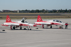 3023 No2 F-5A and 4021 No1 F-5B Turkish Stars (JaffaPix +5 million views-thanks...) Tags: 3023 no2 f5a 4021 no1 f5b turkishstars isl ltba istanbulataturk ataturk teknofest2019 davejefferys jaffapix jaffapixcom aeroplane aircraft aviation airplane airshow airport plane planespotting planespotter turkishairforce turkaf turkishaf tuaf nf5a nf5 f5