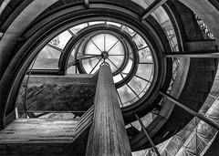 Deutsches Historisches Museum (henny vogelaar) Tags: germany berlin architecture staircase bw grain deutscheshistorischesmuseum ieohmingpei