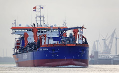 Proefvaart FOX AMALIA (kees torn) Tags: voxamalia vanoord baggerschip nieuwewaterweg hoekvanholland seatrials