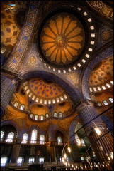 725 - Sultan Ahmet Camii  (Istanbul) (Joanot Photography) Tags: 725 istambul sultanahmetcamii mesquitablava 2008 mosque joanot joanotbellver