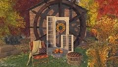 Autumn Boho (sibyl gothly666) Tags: dreamlanddesigns goose ~asw~