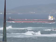 IMG_7801 (jesust793) Tags: barcos ships mar sea milenio torre tower