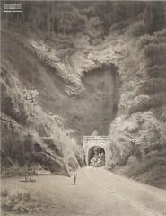 Portal superior do túnel n° 2 na 2ª seção, [1864] (Arquivo Nacional do Brasil) Tags: estadodoriodejaneiro ferrovia ferrovias viaférrea arquivonacional arquivonacionaldobrasil nationalarchives nationalarchivesofbrazil