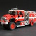 HME Type 3 4x4 Wildland Fire Engine