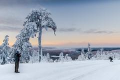 Lights of Winter (ikkasj) Tags: finland lapland olos kätkätunturi winter snow
