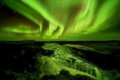 s 20192410_Gullfoss with Aurora_DSC_0749 (Andrew JK Tan) Tags: iceland gullfoss auroraborealis northernlights nikonz7
