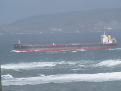 IMG_7799 (jesust793) Tags: barcos ships mar sea milenio torre tower