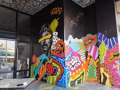 khaled-photo (respect all ️️ ♥) Tags: the colors walls fees street art