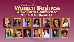 4th Annual Women Business and Wellness Conference