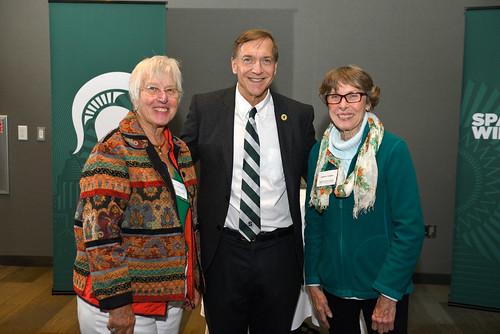 President's Alumni Welcome in West Michigan, October 2019