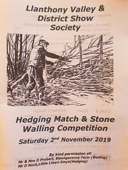 20191105_161746 (Keep Wales Tidy) Tags: hedge laying monmouthshire llanthony ccv