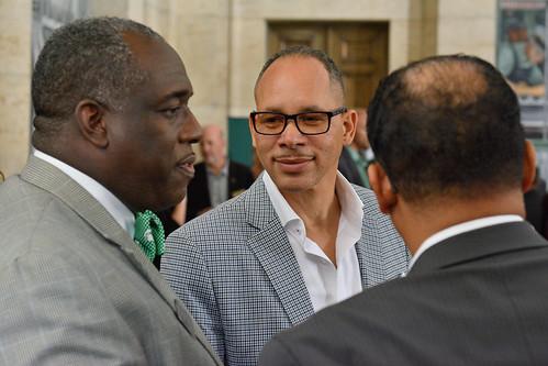 President's Alumni Welcome in Detroit, October 2019