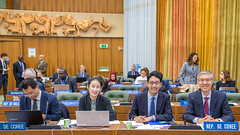 Standing Committee on the Law of Trademarks, Industrial Designs and Geographical Indications (WIPO | OMPI) Tags: delegate wipo sct republicofkorea ompi