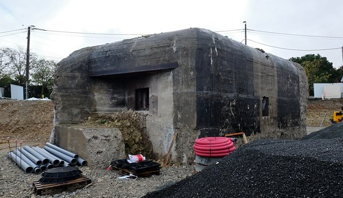Blockhaus en sursis, La Rochelle, octobre 2019