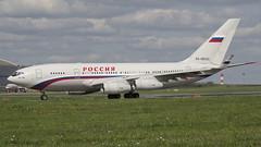 RA-96023 Rossiya - Special Flight Detachment Ilyushin Il-96-300 (Nathan_Ivanov) Tags: airplane aircraft aviation planespotting vko vnukovo uuww ilyushin il96