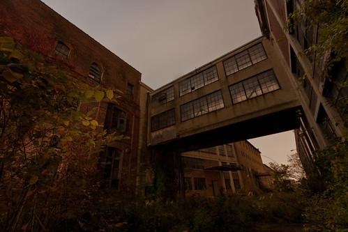 Scranton Lace Factory, October, 2010