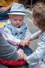 Eve and Jason (stephanrudolph) Tags: d750 nikon handheld event birthday indoor london uk gb eu europe europa england kid child baby toddler boy girl