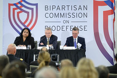 Bipartisan Commission on Biodefense at Colorado State University (ColoradoStateUniversity) Tags: politicians events vicepresidentforresearch fortcollins colorado unitedstates