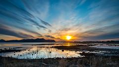 20191105-_DSC7672 NovemberSky (strandroger) Tags: sjø seascape sea sun clouds cloud sky giskekommune godøya godøy giske vigra solnedgang sunset