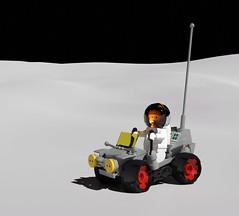 6833 Beacon Tracer remix (Littlepixel™) Tags: vw buggy baja moc lego benny spaceship render hot rod astronaut ncs moonbuggy
