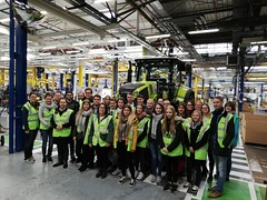 internationale Exkursion 2019 Frankreich (logistics@htw saar) Tags: logistics logistik clusterlogistik frankreich produktion production htwsaar htw