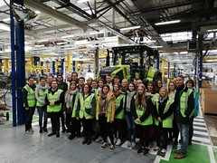 internationale Exkursion 2019 Frankreich (logistics@htw saar) Tags: logistics logistik clusterlogistik frankreich produktion production htwsaar htw
