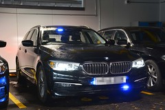 Unmarked Driver Training (S11 AUN) Tags: london metropolitan police bmw 530i estate touring adt advanced driver training tpac driving school anpr interceptor traffic car roads policing unit rpu 999 emergency vehicle metpolice