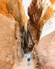 Jenny's Canyon Trail @ Snow Canyon State Park-3899 (gsegelken) Tags: jennyscanyontrail snowcanyonstatepark usa utah desert slotcanyon
