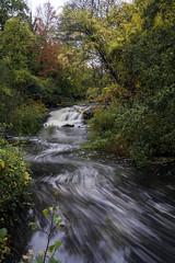 Hidden Falls (JMS2) Tags: nature waterfall cascade autumn flow stream blurred scenic forest water river