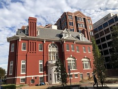 Mansion at 19th Street and Jefferson Place NW, Washington, D.C. (Paul McClure DC) Tags: washingtondc districtofcolumbia nov2019 historic architecture dupontcircle