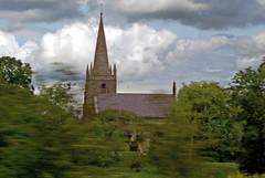 36 St Mary's Church, Marden IMGP0609sp  13.45 (Clementinos2009) Tags: 2011cathedralsexpresstoludlowandshrewsbury11thjune steamdreams 6024kingedwardi stmaryschurchmarden