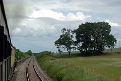 31 Steaming through Shropshire IMGP0592 13.20 (Clementinos2009) Tags: 2011cathedralsexpresstoludlowandshrewsbury11thjune steamdreams 6024kingedwardi