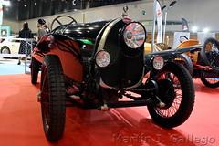 BUGATTI Type 23  Brescia 1925 (Martin J. Gallego. Siempre enredando) Tags: oldcar oldtimer vintage vintagecar clasicos classiccars classic retro retromovil bugatti brescia bugattibrescia