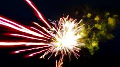 Light up your world.....(See description) (Paul McF-Photography) Tags: nofilter amateurphotographer scotland nightshot shotoniphone iphoneographer iphone11pro handheld longexposure fireworks