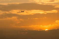 Sunrise at Schiphol (ianclarke82) Tags: flickraviation canonaviation aviation aviationphotography canonphotography sunshine sunrise schiphol amsterdam tui takeoff sky clouds cloudporn morning tuinederland thenetherlands holland