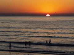 Pacific Coast Sunset (HRMgr) Tags: sunset sun ocean coast sea water sandiego lajolla