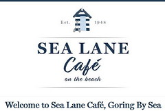 16h Sea Lane Café, Goring-by-Sea (Clementinos2009) Tags: 2011shorehamairportbrightonandsussexinjune sealanecafégoringbysea