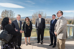 Bipartisan Commission on Biodefense at Colorado State University (ColoradoStateUniversity) Tags: presidentjoycemcconnellactionphotos events politicians chancellortonyfrankactionphotos vicepresidentforresearch fortcollins colorado unitedstates