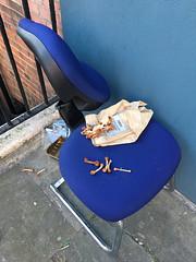 Bones (SReed99342) Tags: london uk england chicken bones chair westhampstead