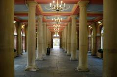 Pillars Of The Community (dhcomet) Tags: column pillar buttermarket newark notts nottinghamshire townhall