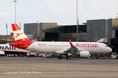 A320-214s OE-LZF AUSTRIAN AIRLINES (shanairpic) Tags: jetairliner passengerjet a320mairbusa320 shannon austrianairlines oelzf
