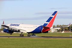 CU-T1250 (GH@BHD) Tags: cut1250 ilyushin il96 il96300m cubana dublininternationalairport dub eidw dublinairport dublin aircraft aviation airliner