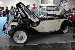 BMW 327 1938 (Martin J. Gallego. Siempre enredando) Tags: oldcar oldtimer vintage vintagecar clasicos classiccars classic retro retromovil bmw 327