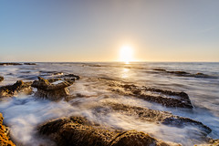 Caressed by waves (Twjst) Tags: lajolla langebelichtung graufilter composit ndfilter usa longexposure sandiego tidepools