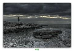 IF YOU LOOK IN YOUR MIND (régisa) Tags: bluealcian plage beach estran seaside sitedesdeuxcaps audinghen cranmademoiselle rock roche elitegalleryaoi bestcapturesaoi aoi