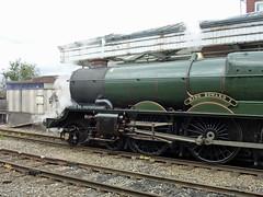46 6024 King Edward I,  Shrewsbury Station P1030811 (Clementinos2009) Tags: 2011cathedralsexpresstoludlowandshrewsbury11thjune steamdreams 6024kingedwardi shrewsburystation